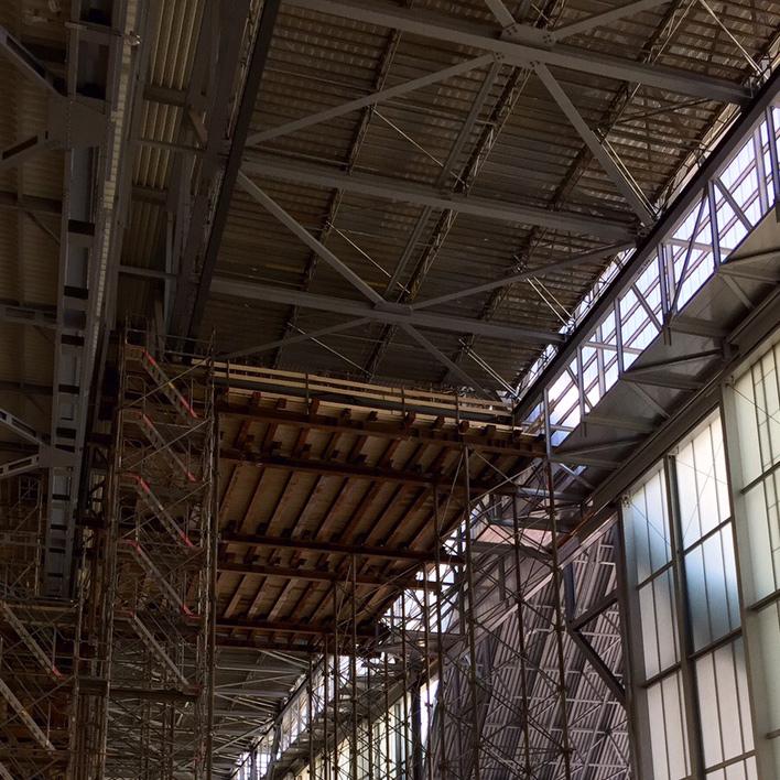 EADS Dresden - Deckenkonstruktion (Vorschau)