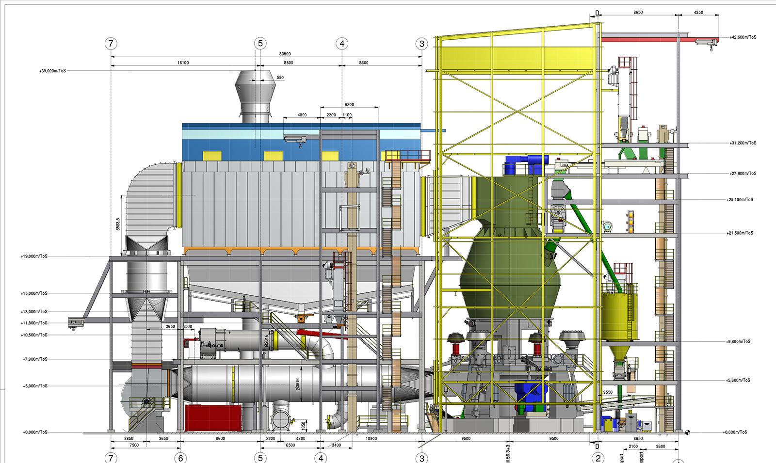 Portfolio ipk ingenieurb ro f r bauplanung gmbh for Maschinenbau statik